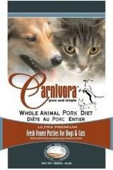Pork Diet 4lb/25lb