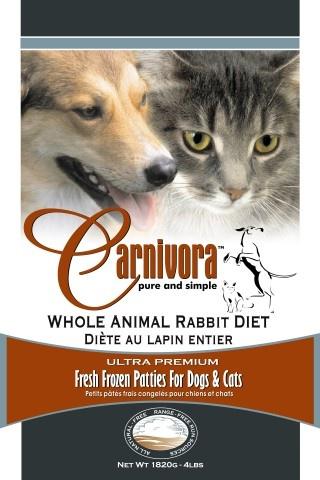 Rabbit Diet  4lbs