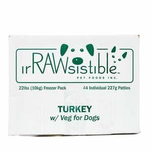Bulk Dog Turkey & Veg 22lb