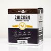 Chicken & Veggie 12/0.5lb patties