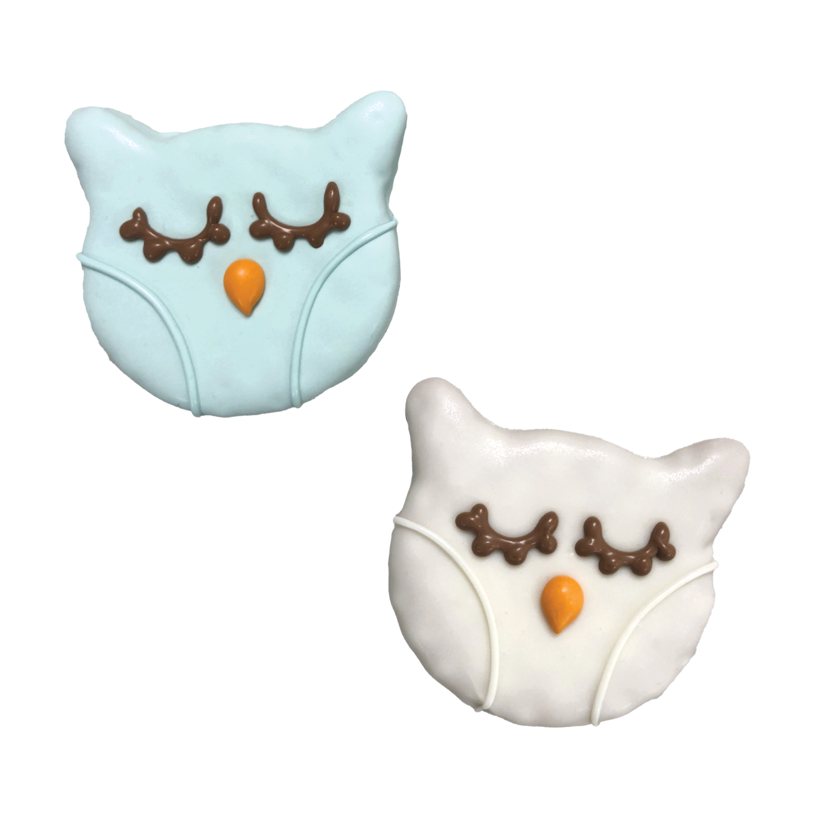 B&R Owl Snow Cute