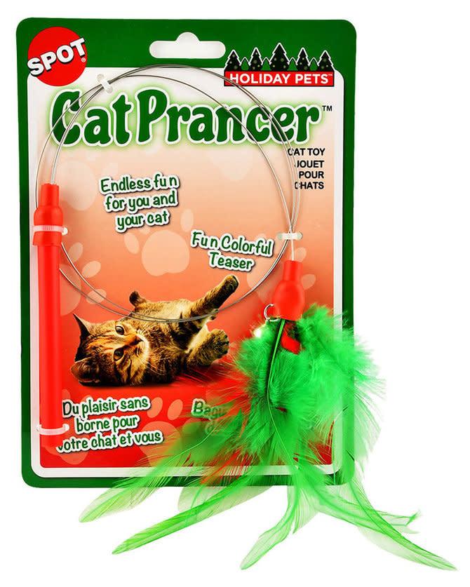 XMAS Cat Prancer