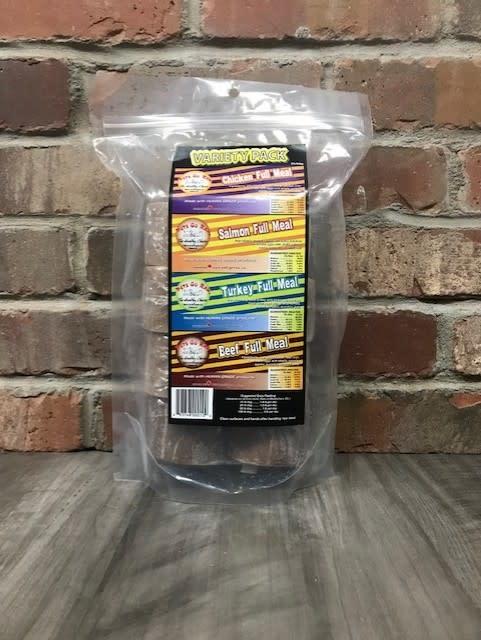 Variety Package 2lbs (8- 0.25lb patties)