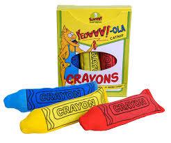 Yeowww! Catnip Crayons