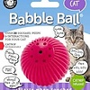Pet Qwerks Talking Babble Ball with Catnip