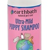 Earthbath Ultra-Mild Puppy Shampoo Wild Cherry 16 oz