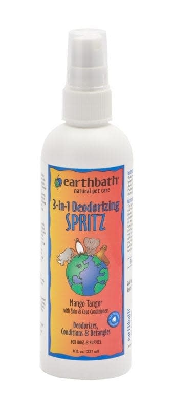 Earthbath Deodorizing Spritz Mango Tango 8 oz