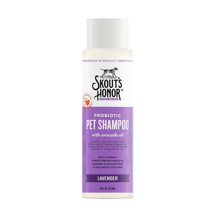 Skouts Honor  Probiotic Shampoo Lavender 16oz
