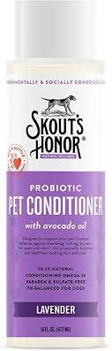 Skout's Honor Probiotic Conditioner Lavender16oz