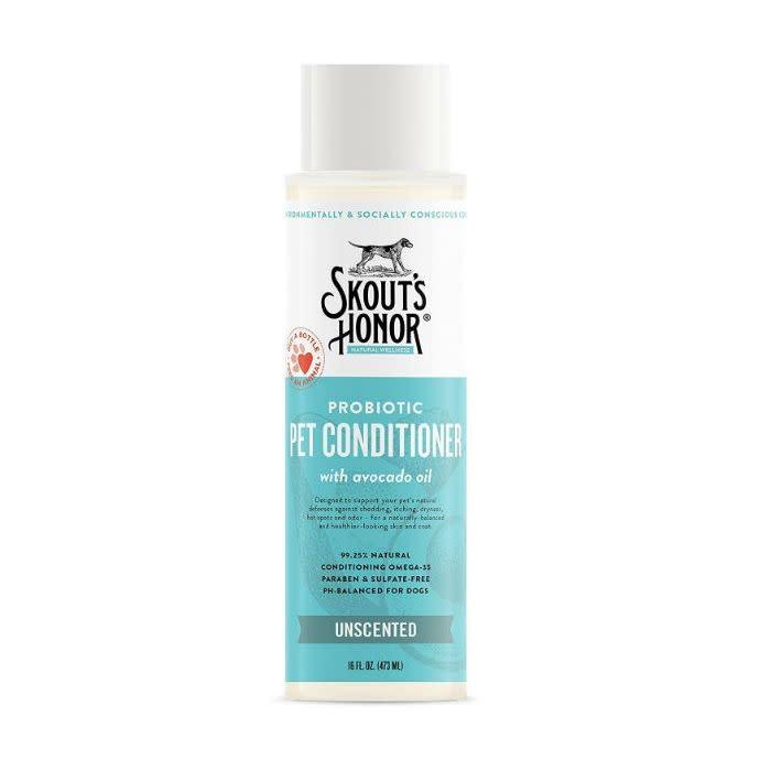 Skouts Probiotic  Conditioner Unscented 16oz