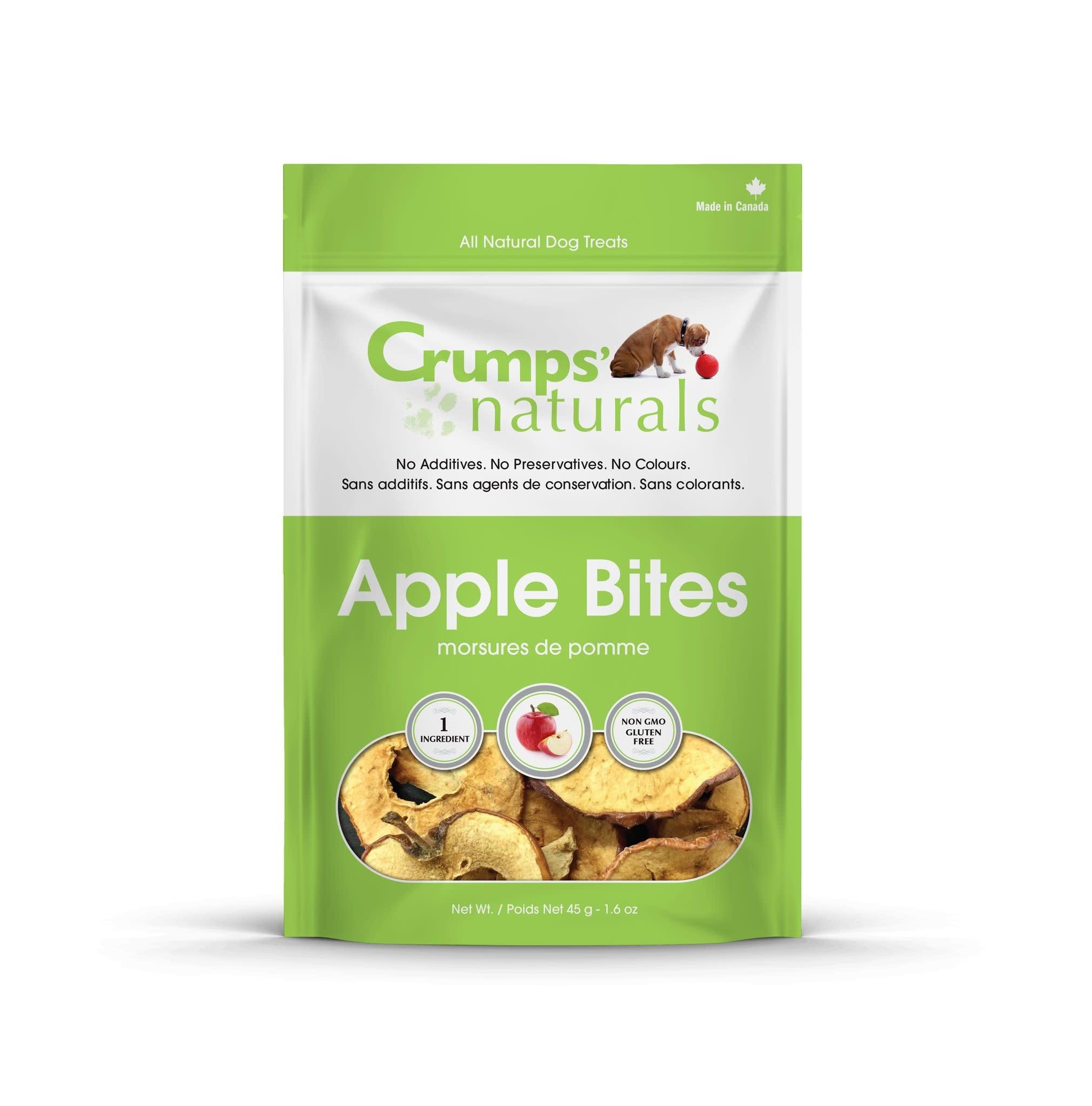 Dog Apple Bites 3.5 oz