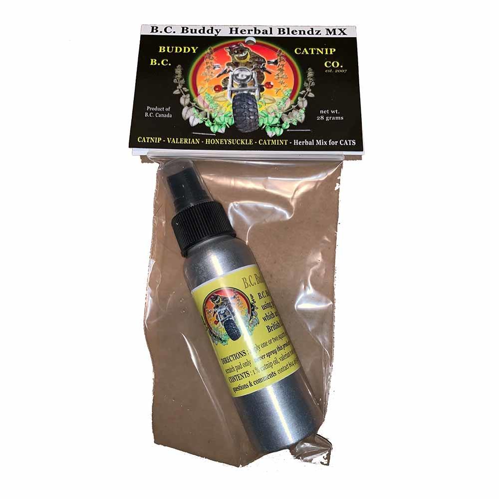 Kooky BCB Herbal Blendz MX Spray 56ml