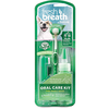 TropiClean Fresh Breath Total Care Brush Kit Sm/Md