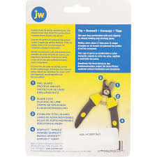 JW Gripsoft Dlx Nail Clipper Large