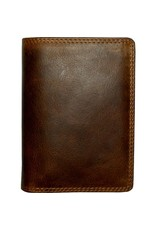 "Rugged Earth Rugged Earth 990007 Wallet Brown W3 1/2""*H5""*D1"""