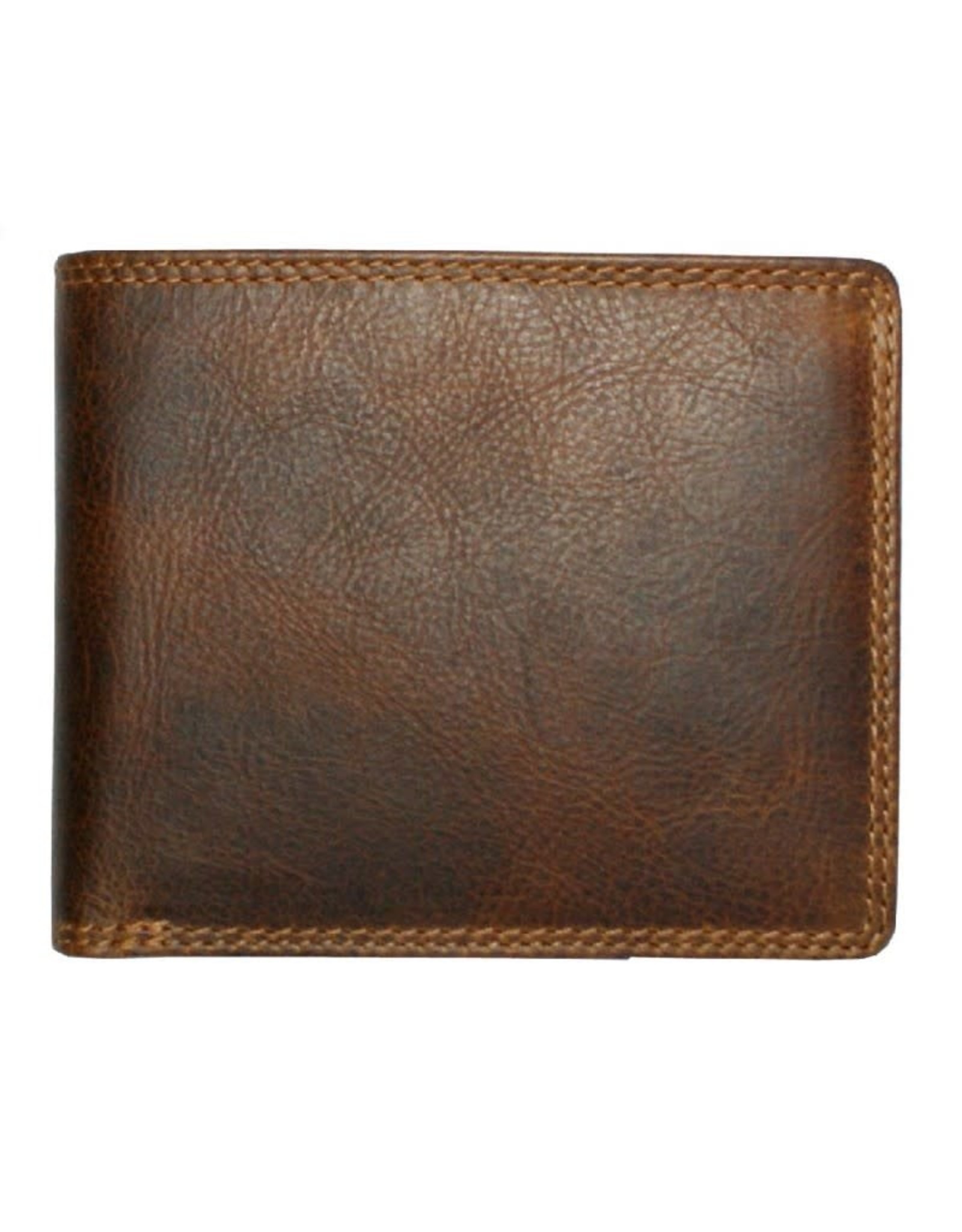 """Rugged Earth Rugged Earth 990008 Wallet Brown W4 3/4""""*H4""""*D3/4"""""""