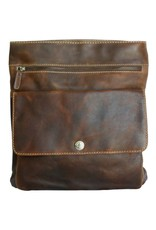 "Rugged Earth Rugged Earth Bag 199005 Brown W 12""*H 13""*D 1 1/2"""