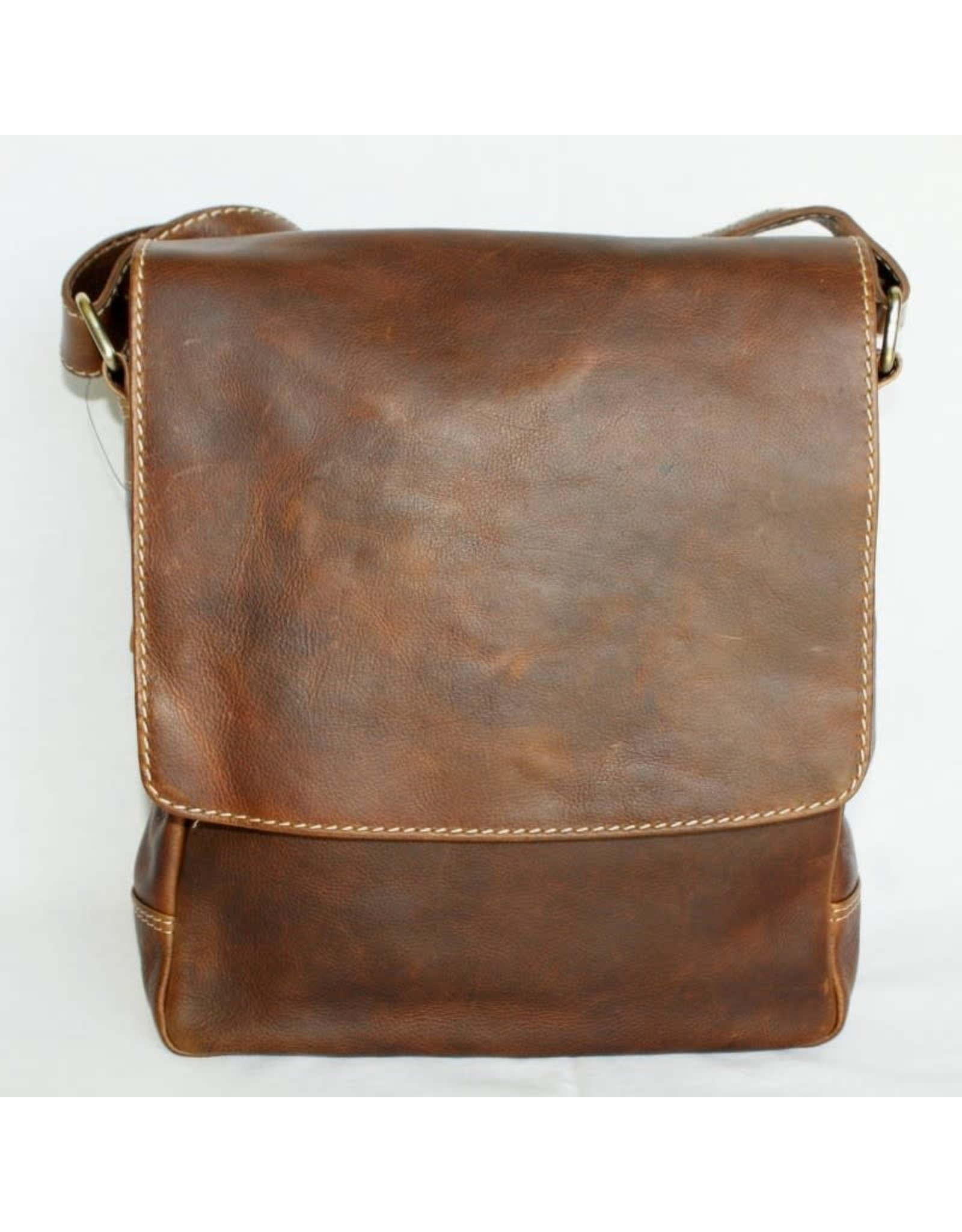 "Rugged Earth Rugged Earth Bag 199006 Brown W 10""*H 12""*D 3 1/2"""