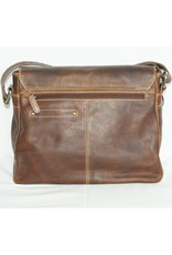 "Rugged Earth RE Bag 199007 Brown W 12""*H 10""*D 4"""