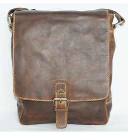"Rugged Earth Rugged Earth Sac Bandoulière 199008 Brown W 10""*H 13""*D 4"""