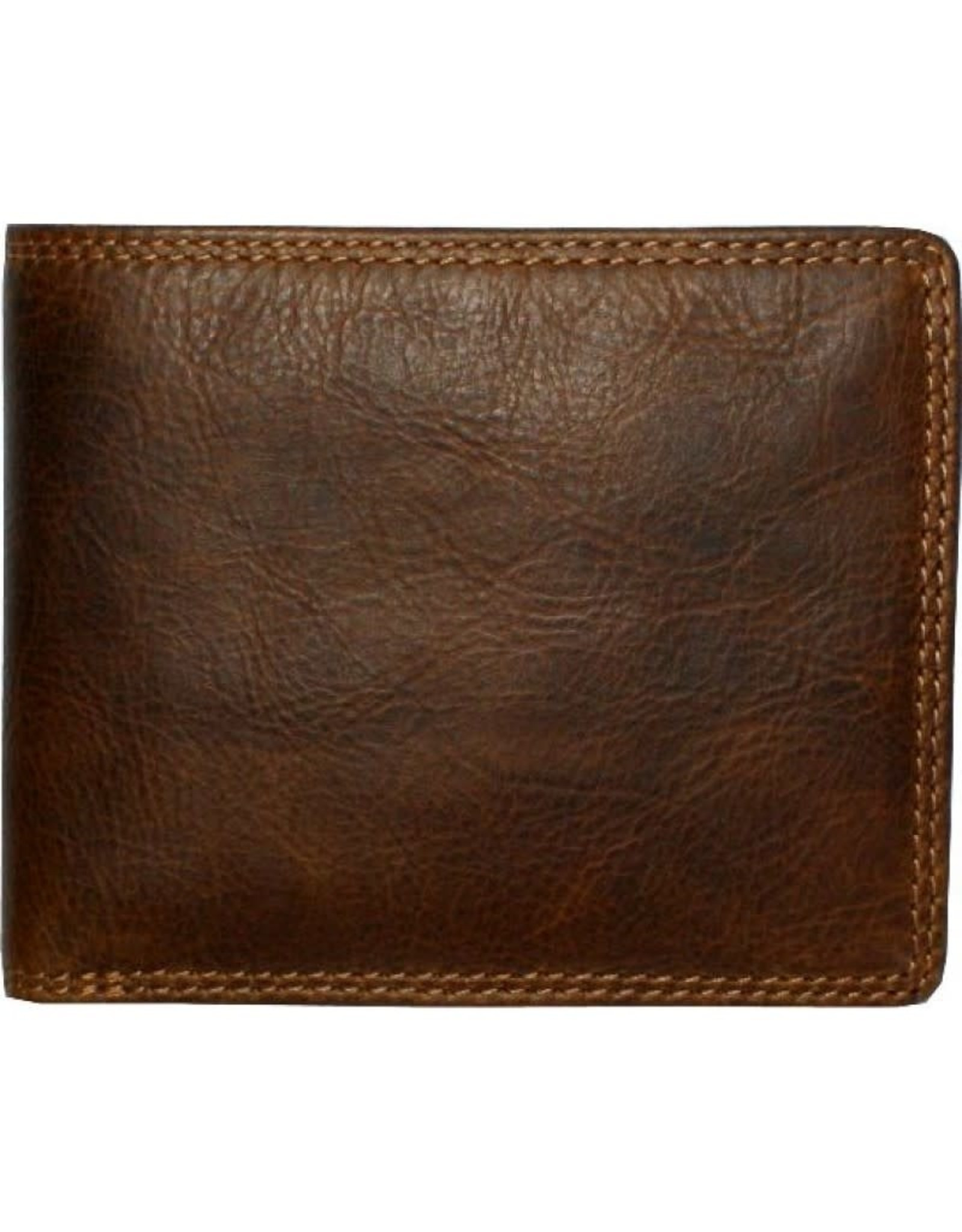 """Rugged Earth Rugged Earth 990010 Portefeuille  Brown W4 1/2""""*H3 1/2""""*D3/4"""""""