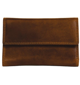 "Rugged Earth Rugged Earth 990016 Wallet Brown W 6""*H 4""*D 1"""