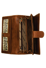"Rugged Earth Rugged Earth 990015 Wallet Brown W 7.5""*H4.25""*D 1.25"""