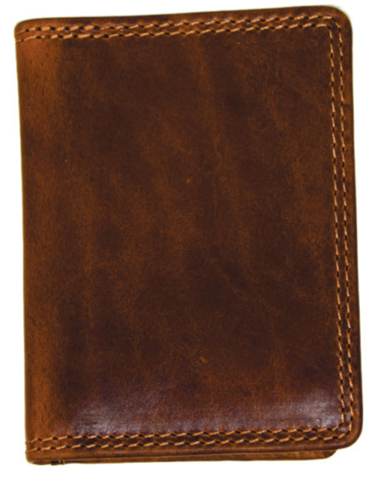 """Rugged Earth Rugged Earth 990017 Portefeuille  Brown W2 7/8""""*H4*D 3/8"""""""