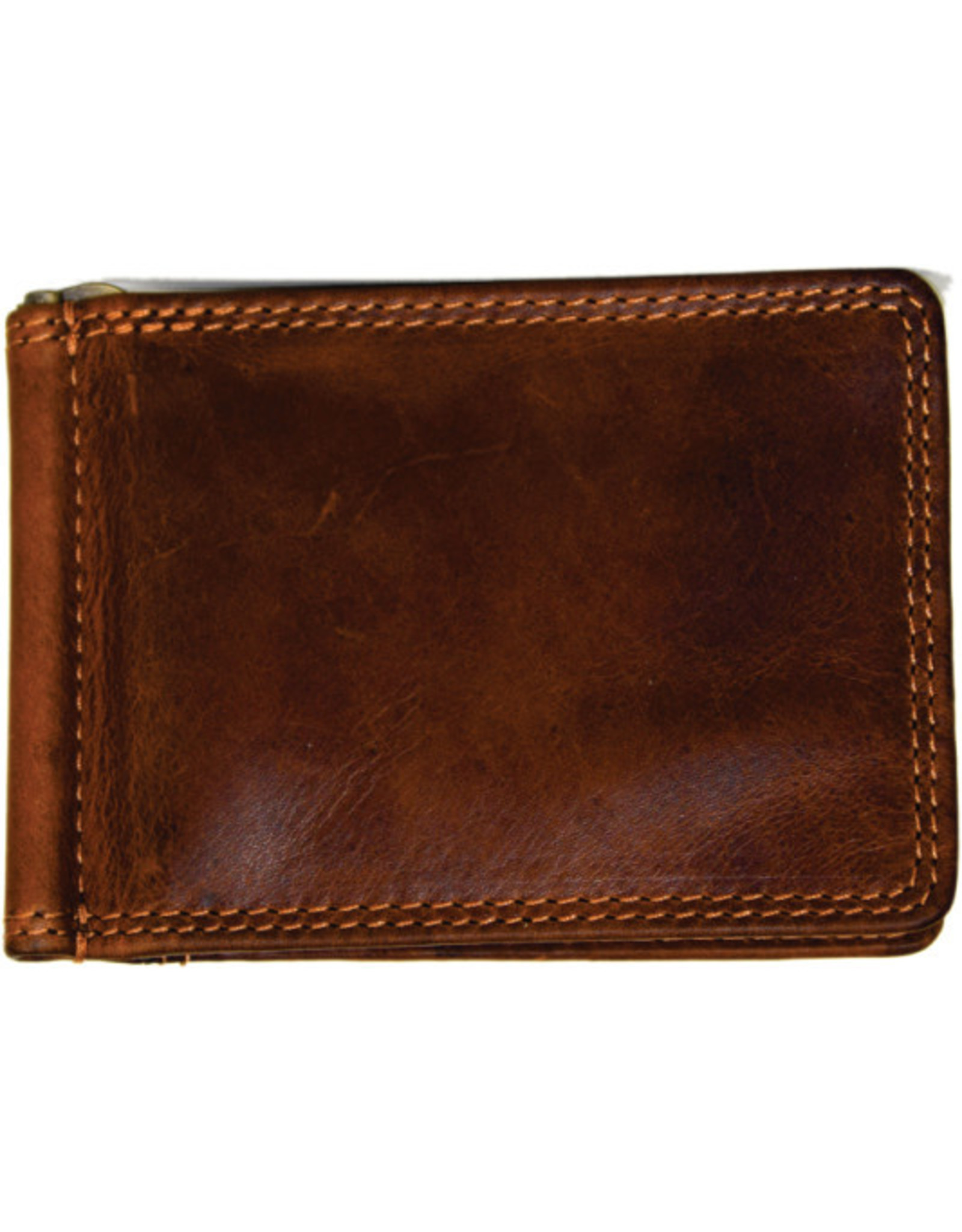 "Rugged Earth Rugged Earth 990018 Portefeuille  Brown W 4.5""H 3.25""*D 3/8"""