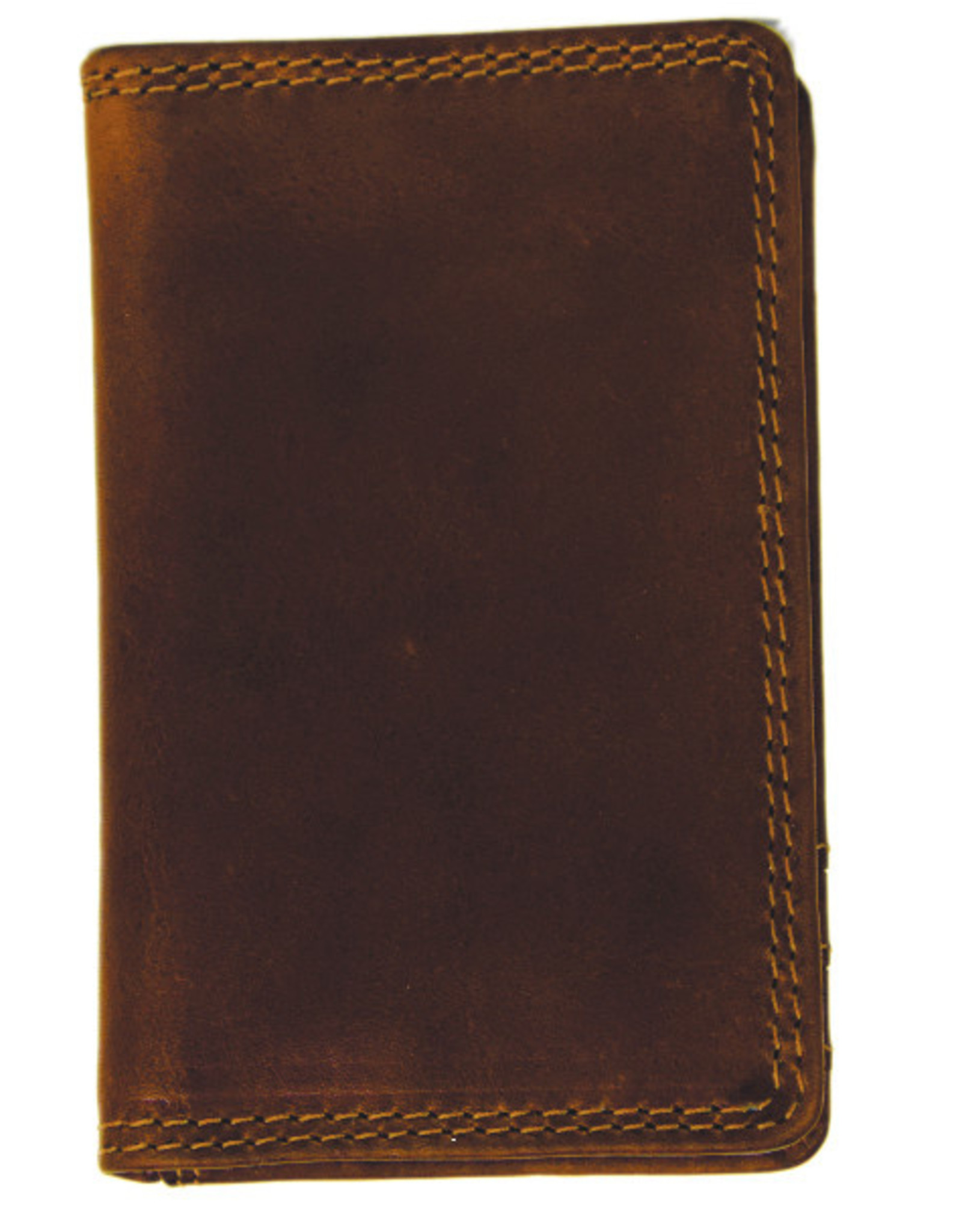 "Rugged Earth Rugged Earth Wallet 990019 Brown W 3""*H4.25""*D 3/8"""