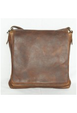 """Rugged Earth Rugged Earth Sac Messager 199002 Brown W 9""""*H 9""""*D 2"""
