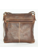 "Rugged Earth Rugged Earth Bag 199002 Brown W 9""*H 9""*D 2"