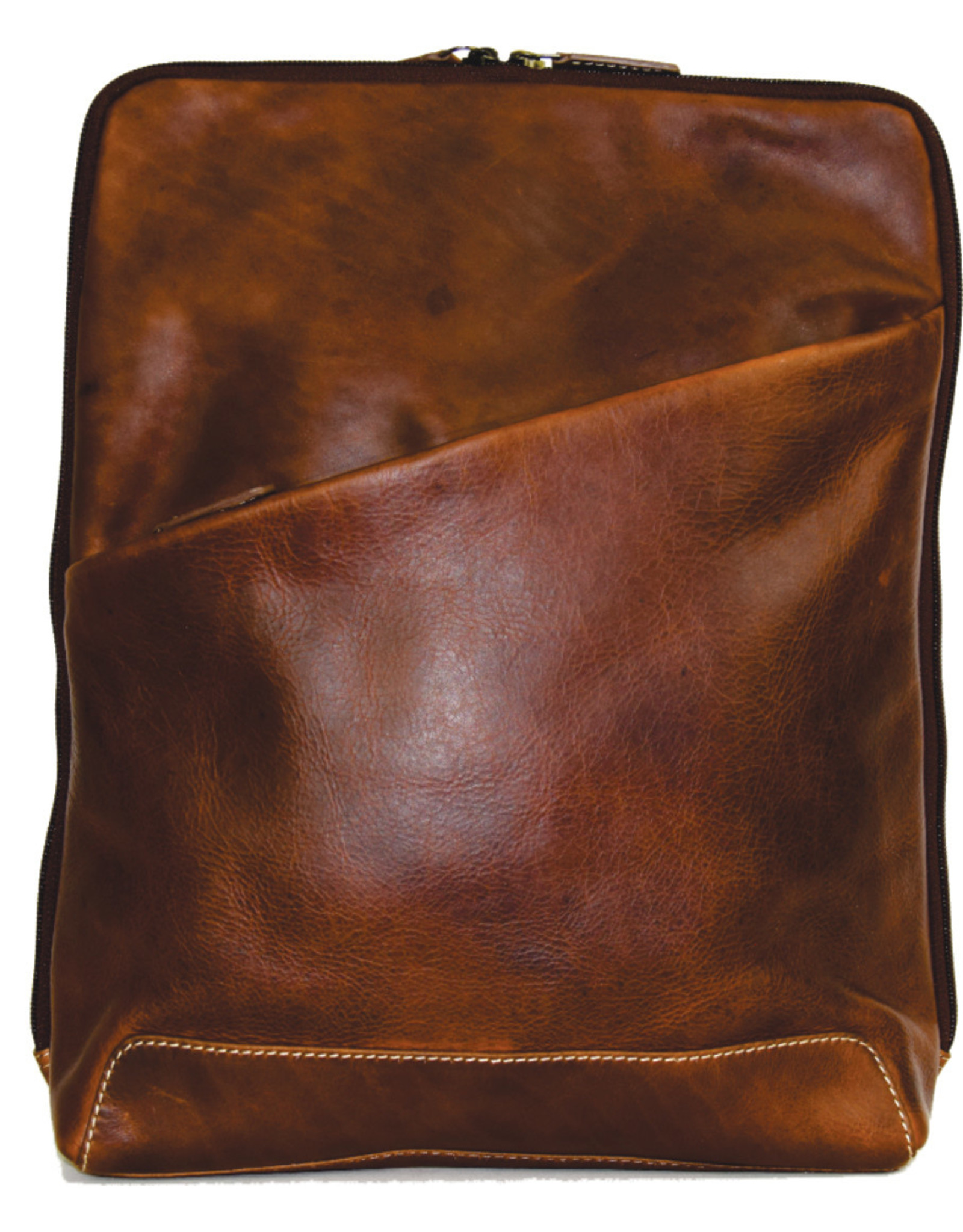 """Rugged Earth Rugged Earth Backpack 199024 Brown W 14 1/2""""*H 12""""D 4 1/2"""""""