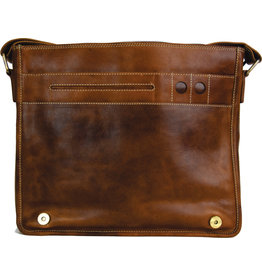 """Rugged Earth Rugged Earth Besace 199027 Brown W 14""""*H 12""""*D 4"""""""