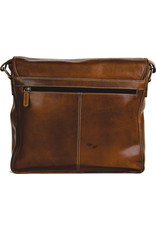 "Rugged Earth Rugged Earth Besace 199027 Brown W 14""*H 12""*D 4"""