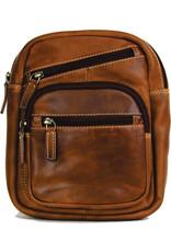 """Rugged Earth Rugged Earth Backpack 199028 Brown W 8 1/2""""*H 10""""*D 2 1/2"""""""