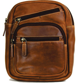 "Rugged Earth Rugged Earth  Sac à Dos 199028 Brown W 8 1/2""*H 10""*D 2 1/2"""