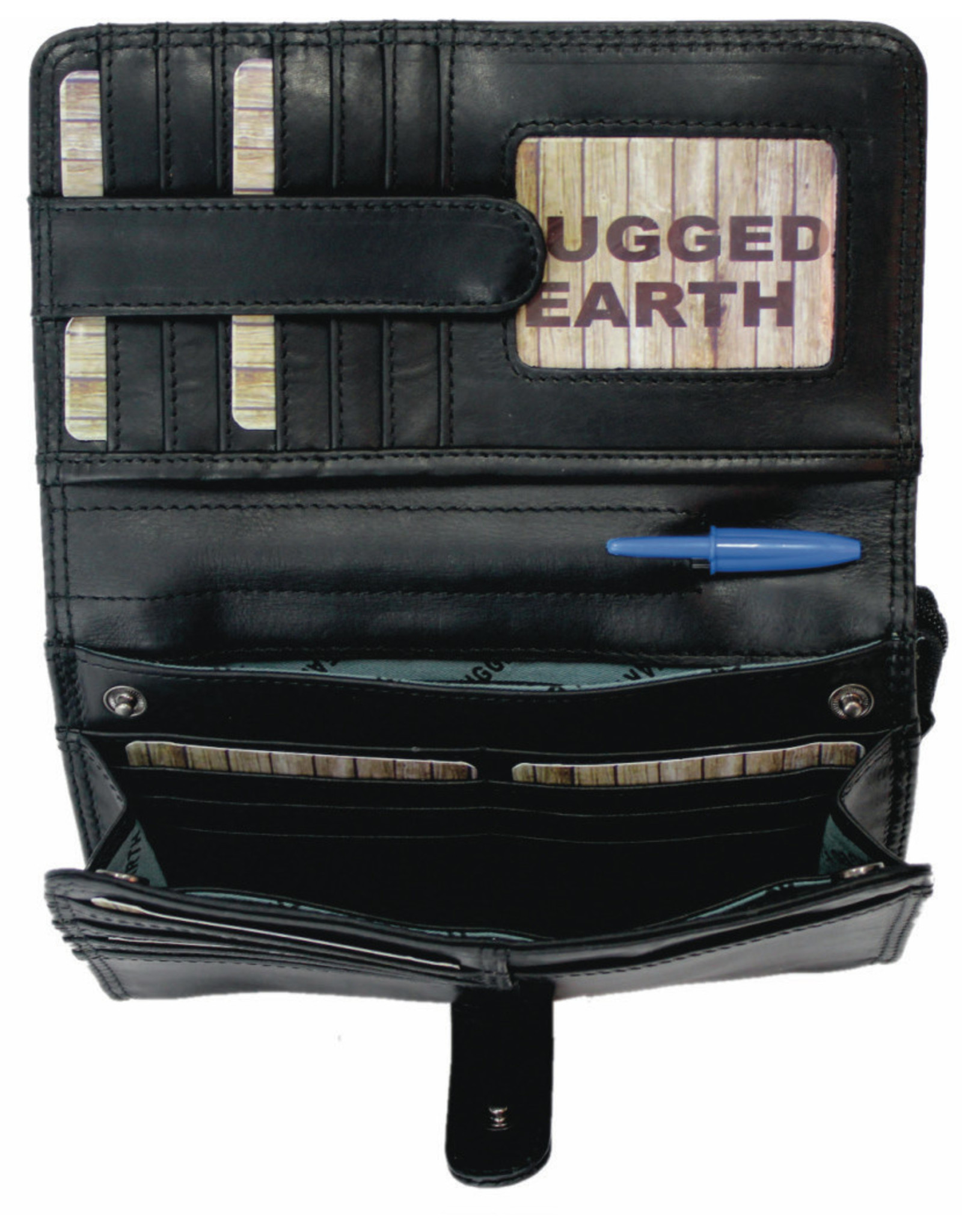 "Rugged Earth Rugged Earth Organiseur 188020 Black W 8""*H 55""D 2"""