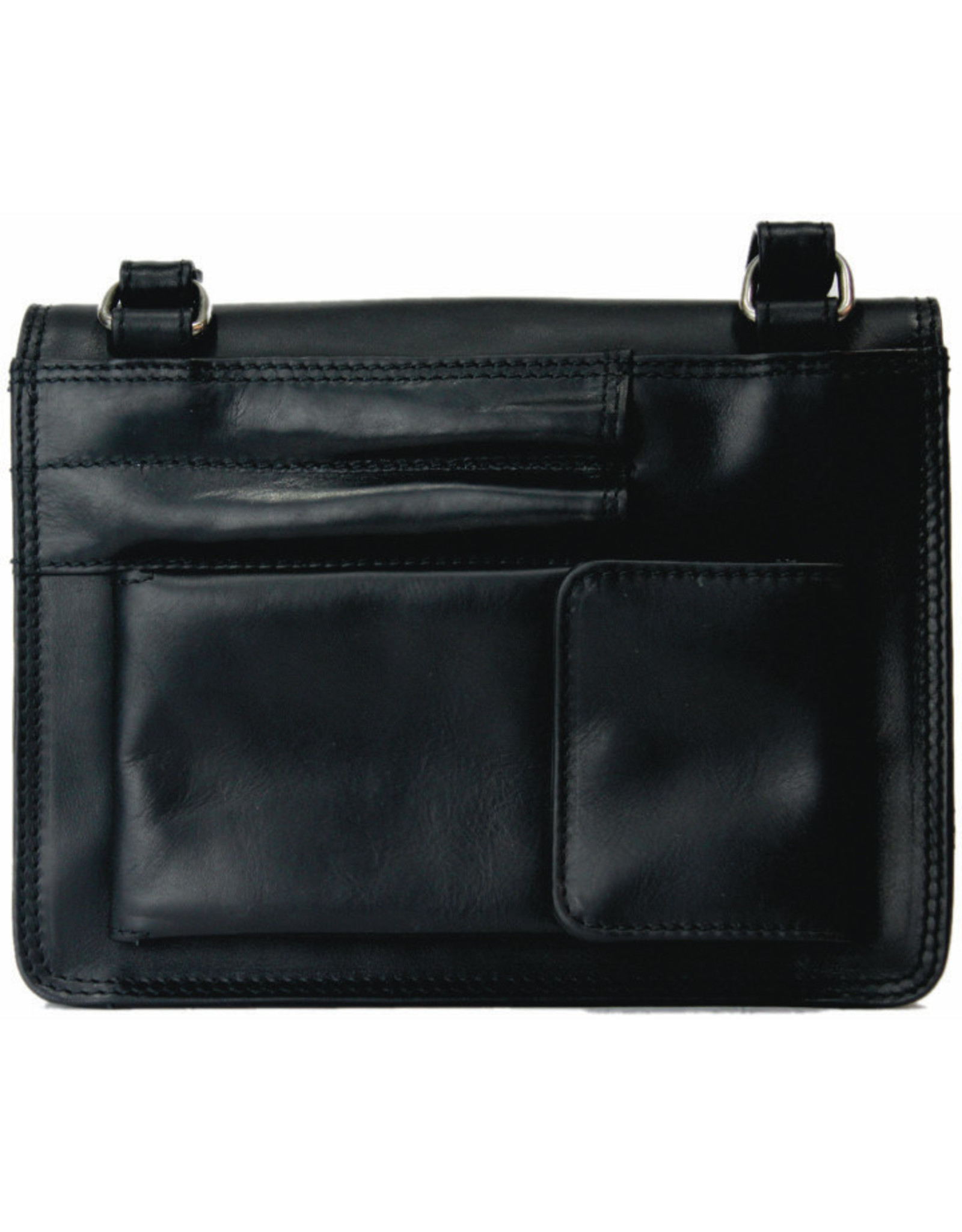 "Rugged Earth Rugged Earth Sac à Main 188013 Black W 9""*H 7""*D 2"""