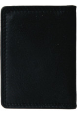 "Rugged Earth Rugged Earth Card Holder 880017 Black W2 7/8""*H4*D 3/8"""