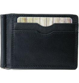 "Rugged Earth Rugged Earth Porte Cartes Porte Billets 880018 Black W 4.5""H 3.25""*D 3/8"""