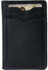 """Rugged Earth Rugged Earth Portefeuille 880019 Black W 3""""*H4.25""""*D 3/8"""""""