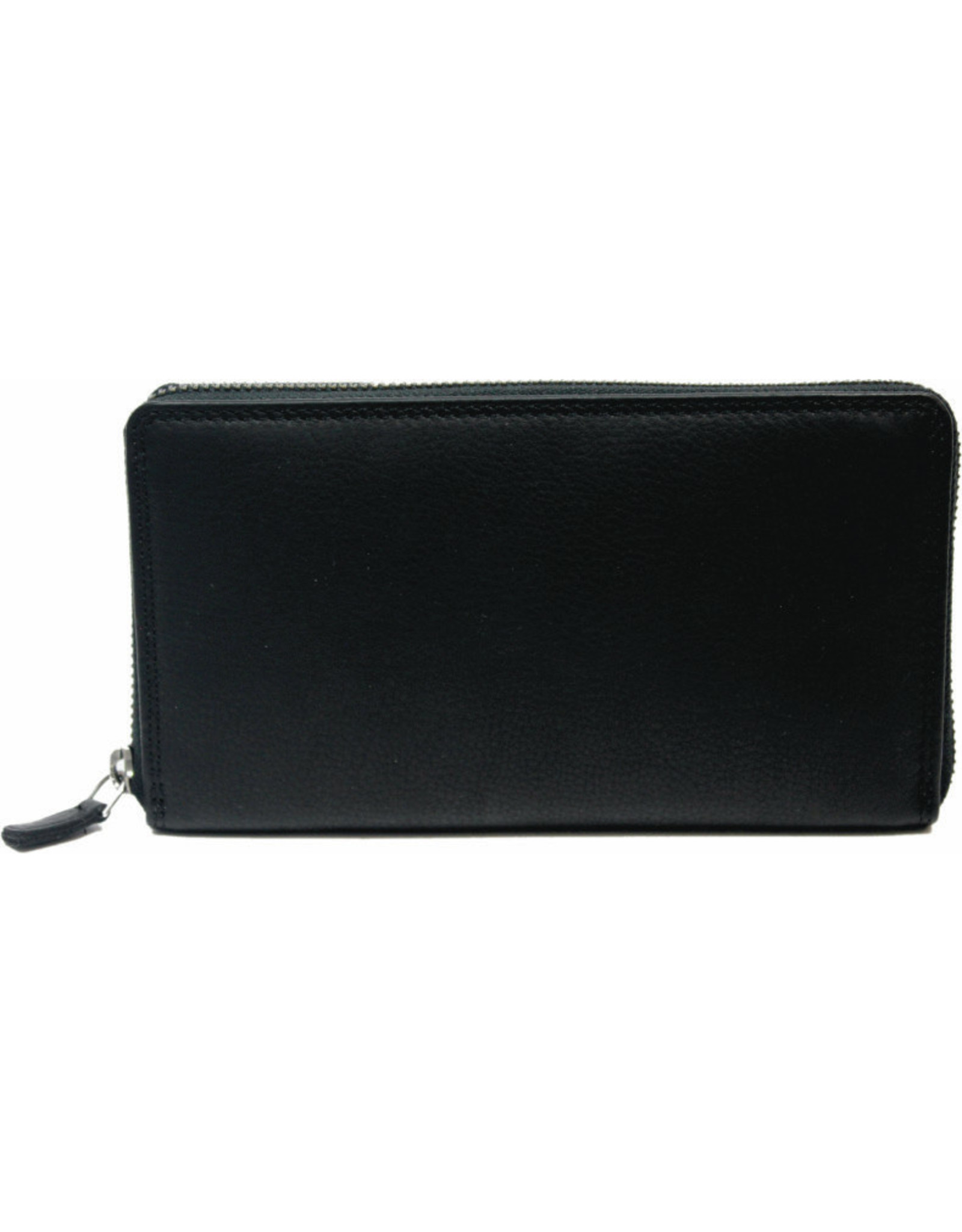 "Rugged Earth Rugged Earth Wallet 880020 Black W 4""*H 3 1/4""*D 1/4"""
