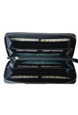"""Rugged Earth Rugged Earth Portefeuille  880020 Black W 4""""*H 3 1/4""""*D 1/4"""""""