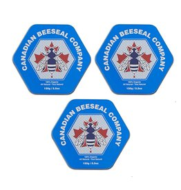 Canadian Beeseal Company Pack de 3 Canadian Beeseal 150g/5.5oz