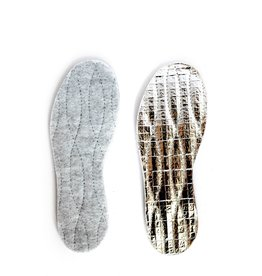 J Audet Jr Thermal Insoles Women