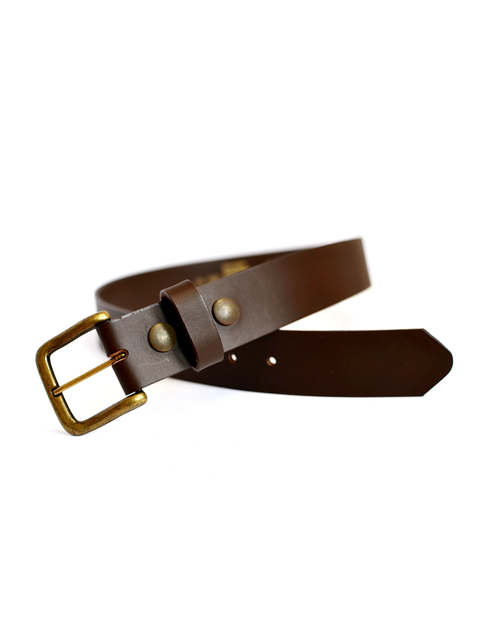 J Audet Jr Belt JA100 Premium Italian Leather