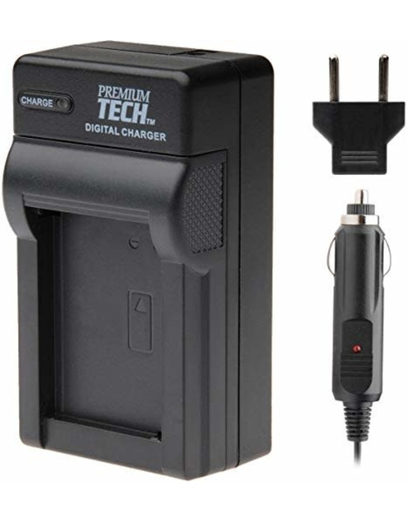 Premium Tech Professional Premium Tech Travel Charger for Sony NP-BX1