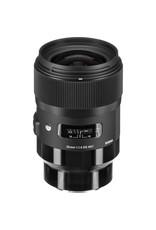 Sigma Sigma 35mm F1.4 DG Art Series for Sony E-mount