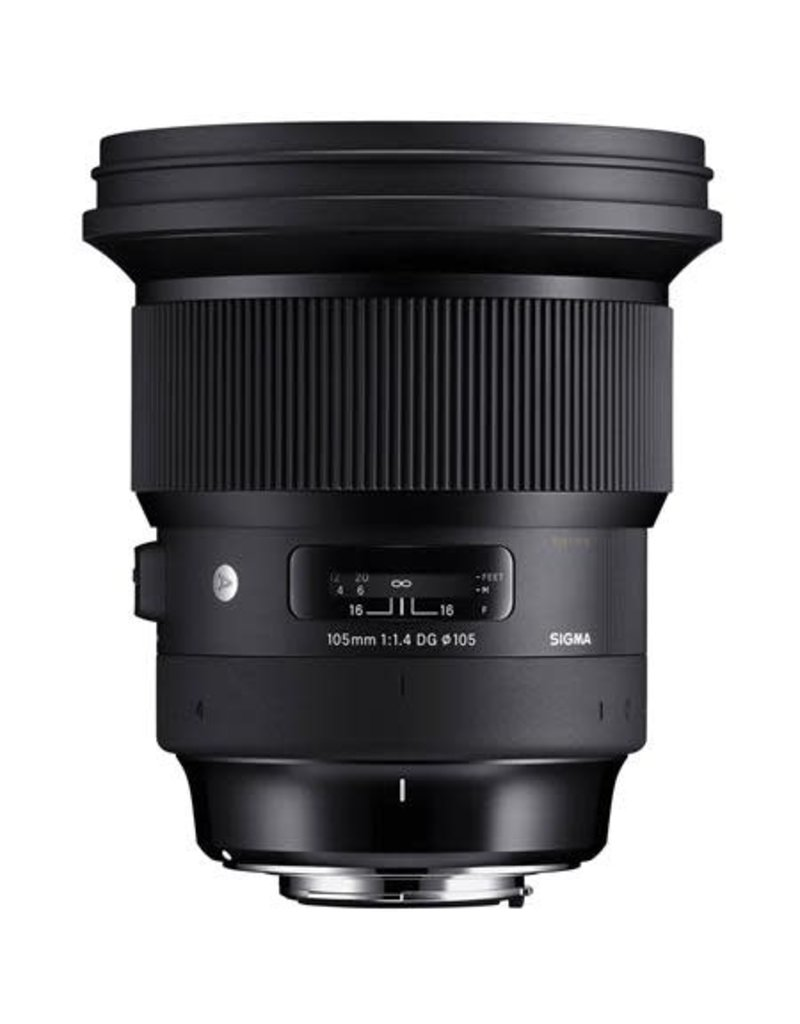 Sigma Sigma 105mm F/1.4 DG HSM Art Series for Sony E-mount